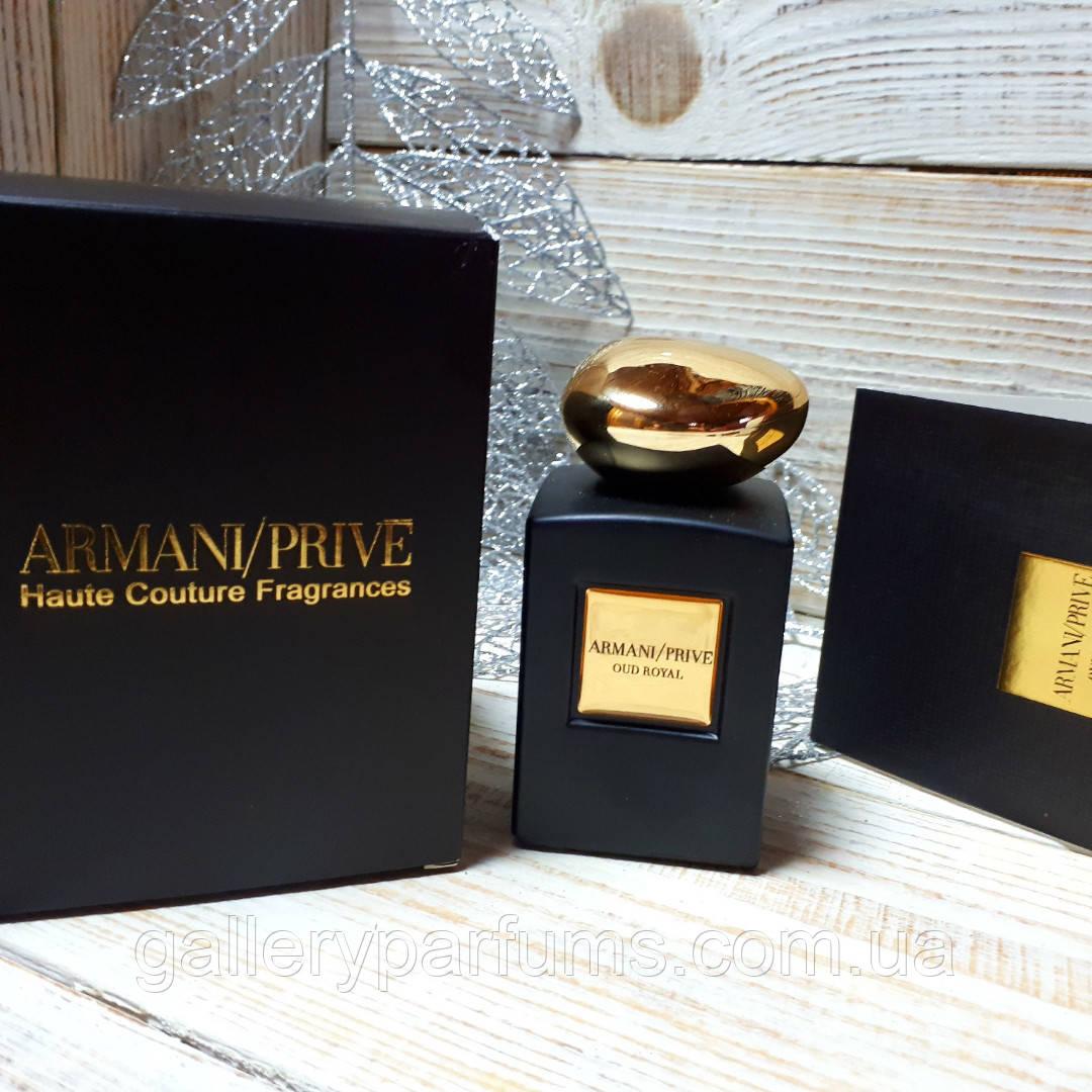 Духи Тестер Giorgio Armani Armani Prive Oud Royal Eau De Parfum 100ml. -  GalleryParfums - 07117607d500d