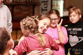 Детский квест в кафе для Каролины 10 лет  10.12.2017 4
