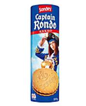 Печенье Sondey Captain Rondo Cacao 500 г
