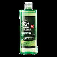 Очищающий гель для лица с маслом чайного дерева