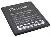 Аккумулятор на Prestigio PAP3501 DUO