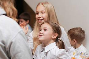 Квест для детей загородом в доме для Александры 7 лет  17.12.2017