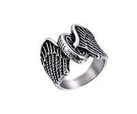 Стальное кольцо, байкерское колесо с крыльями