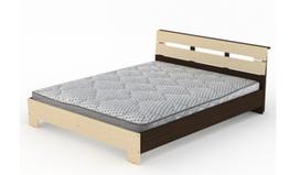 Двуспальная кровать Компанит Стиль-160х200 см