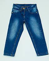 Стильные джинсы  для девочки  (2-3 лет)