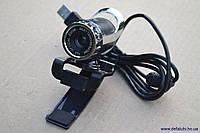 Веб камера для ПК с микрофоном, регулируемый фокус