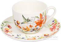 Чашка с блюдцем Colibri 100 мл 21-244-037 Krauff