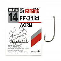 Крючки Фанатик Worm FF-31 №14