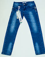 Стильные джинсы  для девочки   (8-10 лет)