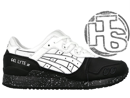 new products bd585 e76e7 Мужские кроссовки Asics Gel Lyte III Oreo Pack White/Black H6T1L-0101