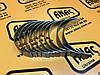 320/09202 Вкладыши коренные STD на JCB 3CX, 4CX