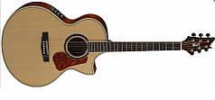 Электроакустическая гитара CORT NDX20 (NAT)