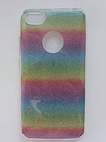 Силиконовая накладка Gliter Xiaomi Mi 5X /Mi A1 (Rainbow), фото 1