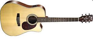Электроакустическая гитара CORT MR600F (NAT), фото 2