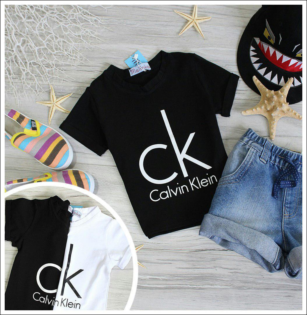 Детская футболка и для мальчика и для девочки