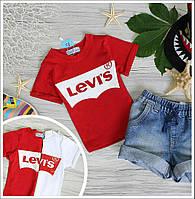 Детская модная универсальная футболка
