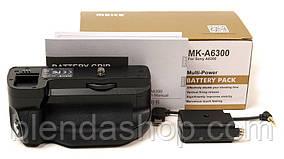 Батарейный блок (бустер) Meike - MK-A6300 для SONY A6000, A6400, A6300