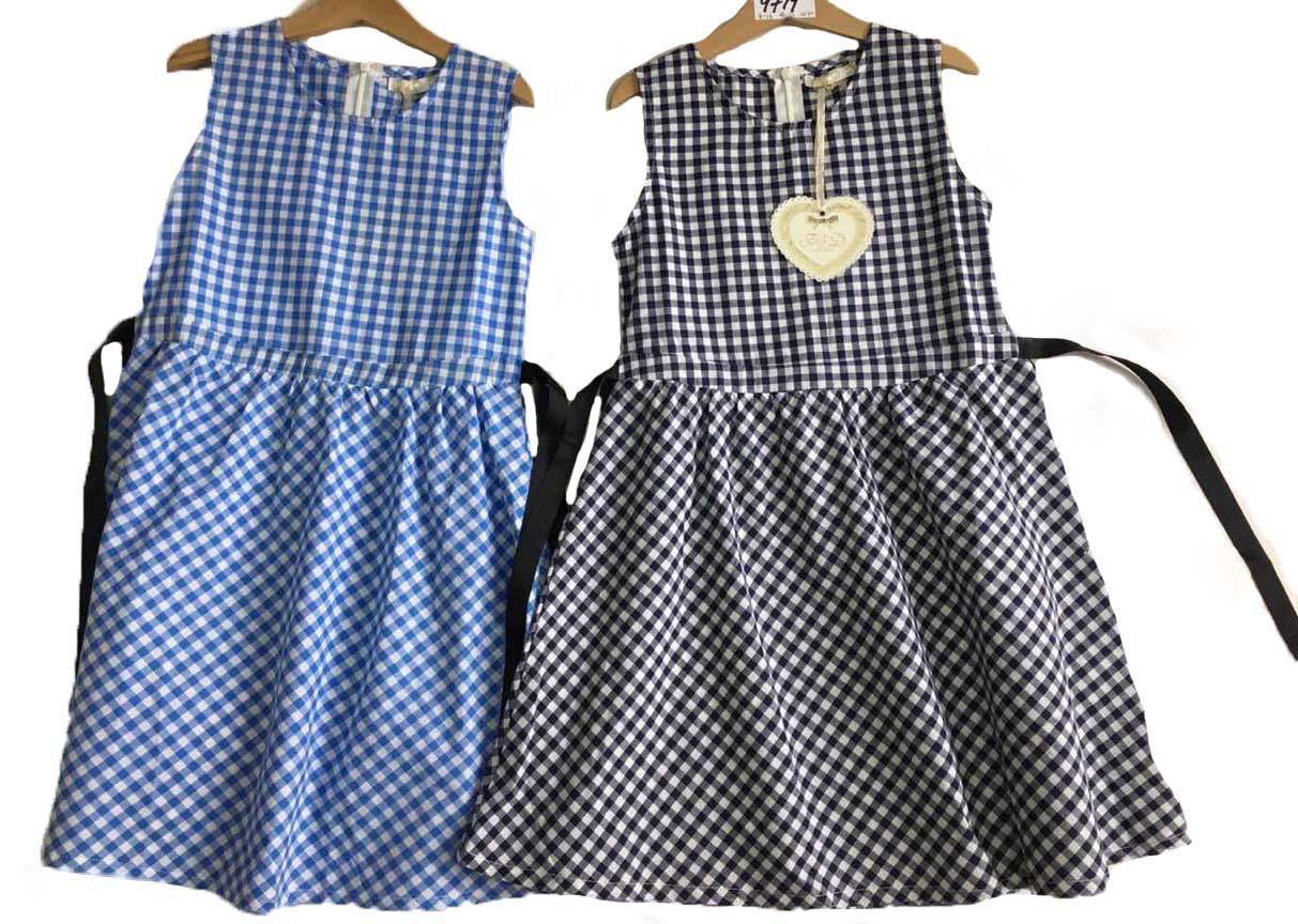 Платье летнее для девочек опт, размеры 8-16 лет, арт. 9719
