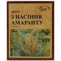 Шрот семян амаранта, 300 г ЖитомирБиопродукт