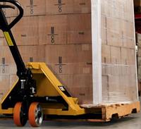 Візок гідравлічний Сaterpillat 2500 кг. Справжня якість
