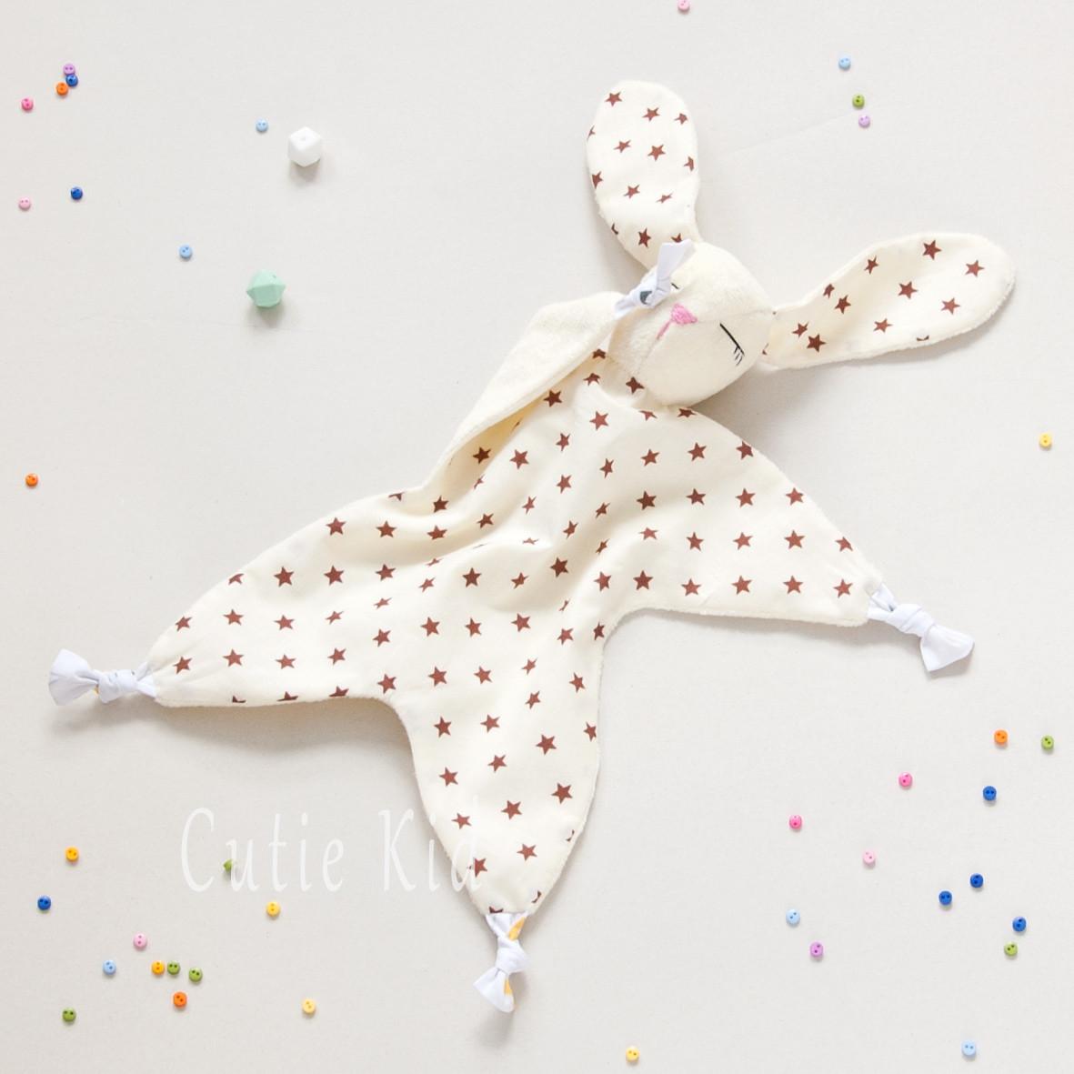"""Первая игрушка малыша """"Маленькая звездочка"""", комфортер, дуду"""