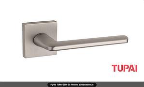 Дверная ручка  Tupai ELIPTICA 3098 Q никель матовый