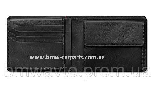Мужской кожаный кошелек Audi Sport Men's Wallet Leather, фото 2