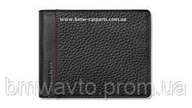 Чоловічий шкіряний гаманець Audi Sport men's Leather Wallet