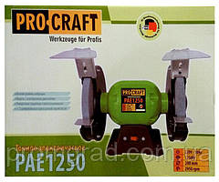 Точило электрическое Procraft PAE-200/1250