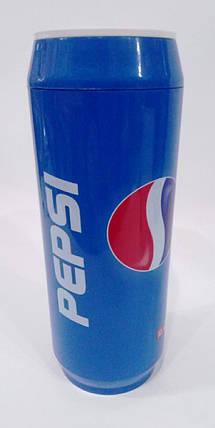 """Термос-Термокружка """"Pepsi"""" стальной 500 мл , фото 2"""