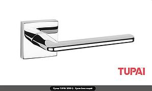 Дверная ручка  Tupai ELIPTICA 3098 Q хром