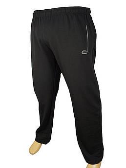Чоловічі спортивні брюки RV.Sport 5061 В чорного кольору великих розмірів