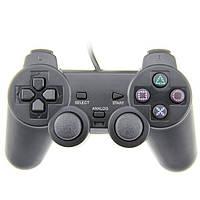 Джойстик PS2 проводной, джойстик для PS2 GamePad DualShock Sony PlayStation 2, игровой джойстик Распродажа