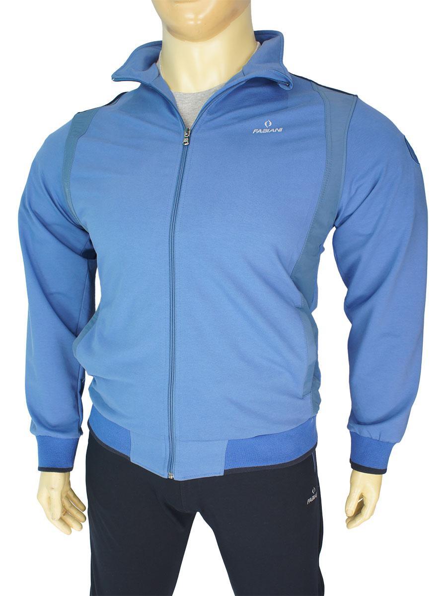 f848064c55cacb Комбінований спортивний костюм для чоловіків Fabiani 13YЕ8Е59057 У великого  розміру