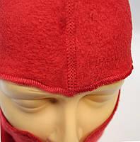 Балаклава Flees Classik Red безшовная (L 62-56)