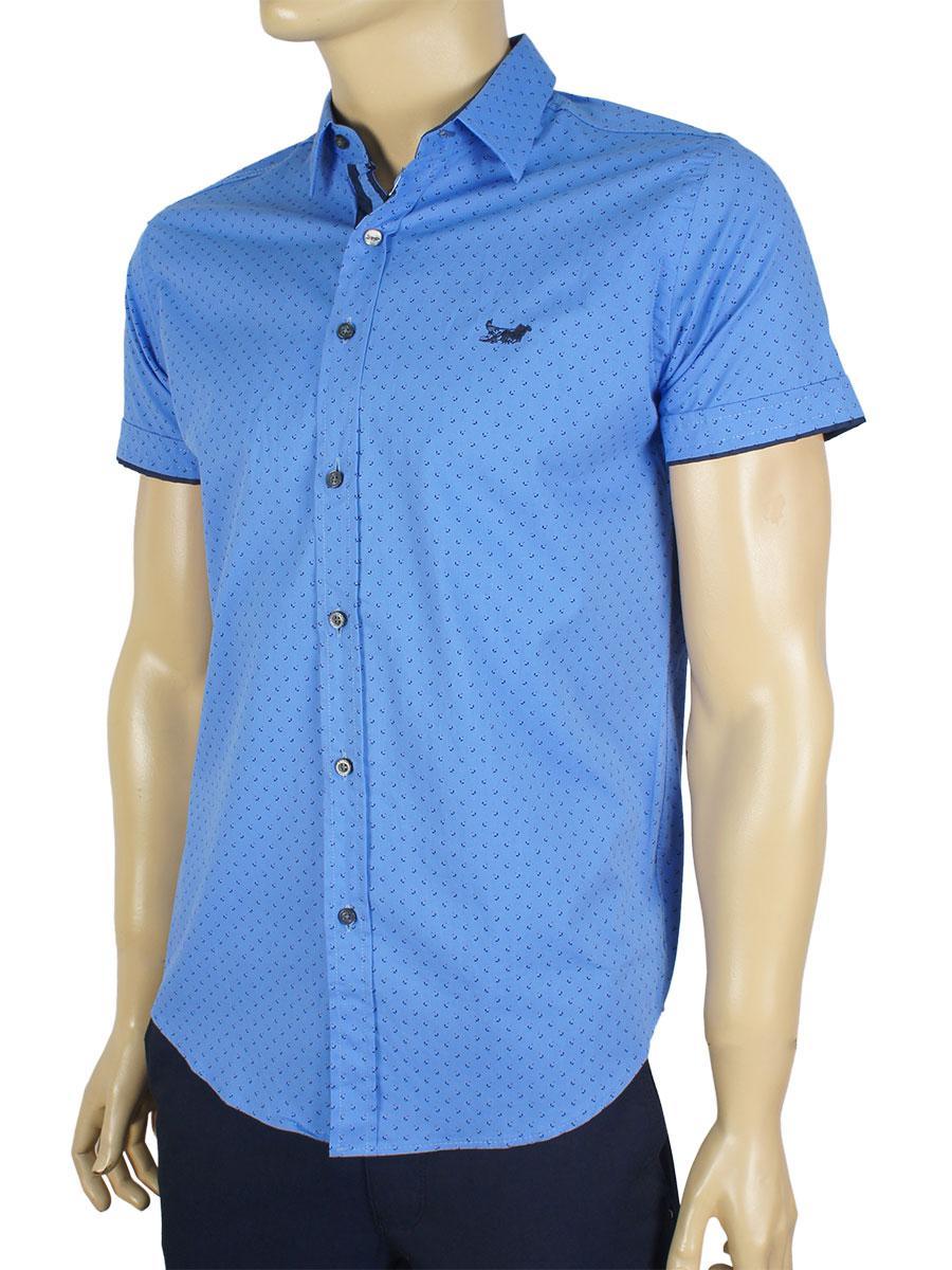 Чоловіча сорочка Еnisse EGK1343