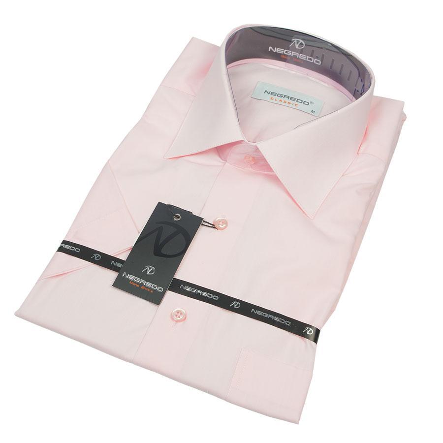 Cорочка Negredo 26053 Сlassic світло-рожева