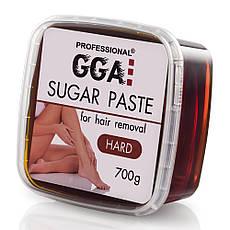 Сахарная Паста для Шугаринга GGA HARD, 700g