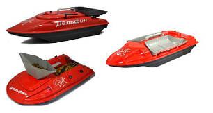 Кораблики для рыбалки Дельфин