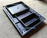Дверцята пічна чавунна барбекю печі (Румунська №13), фото 5