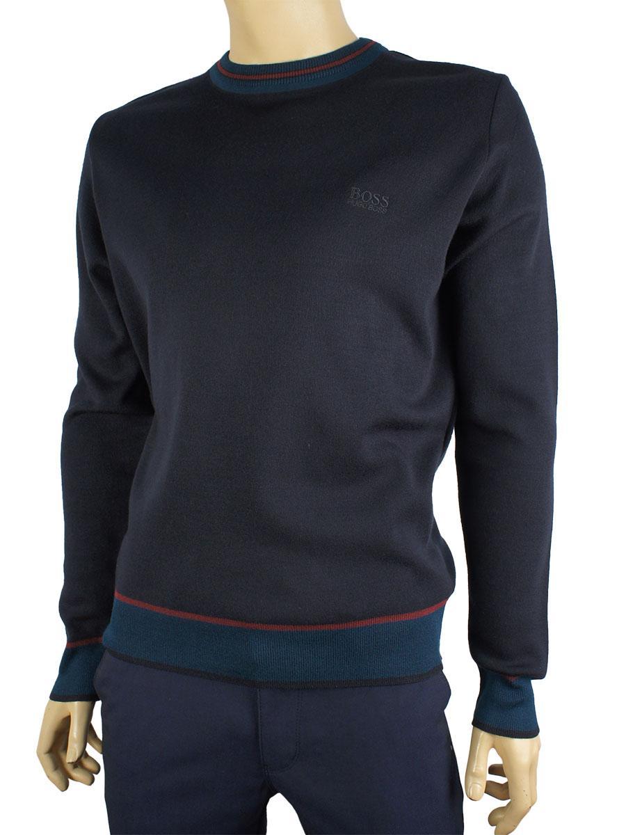 Чоловічий вовняний светр Vipline-95
