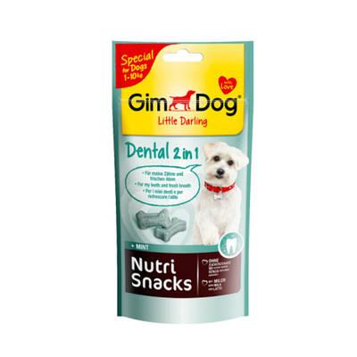 Косточки для мелких собак Здоровые зубки 40 гр Gimdog