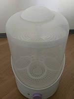 Детский паровой стерилизатор Chicco (7 бутылочек)