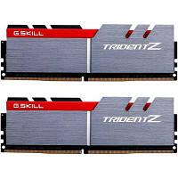 Модуль памяти для компьютера DDR4 16GB (2x8GB) 3000 MHz Trident Z Silver G.Skill (F4-3000C15D-16GTZB)