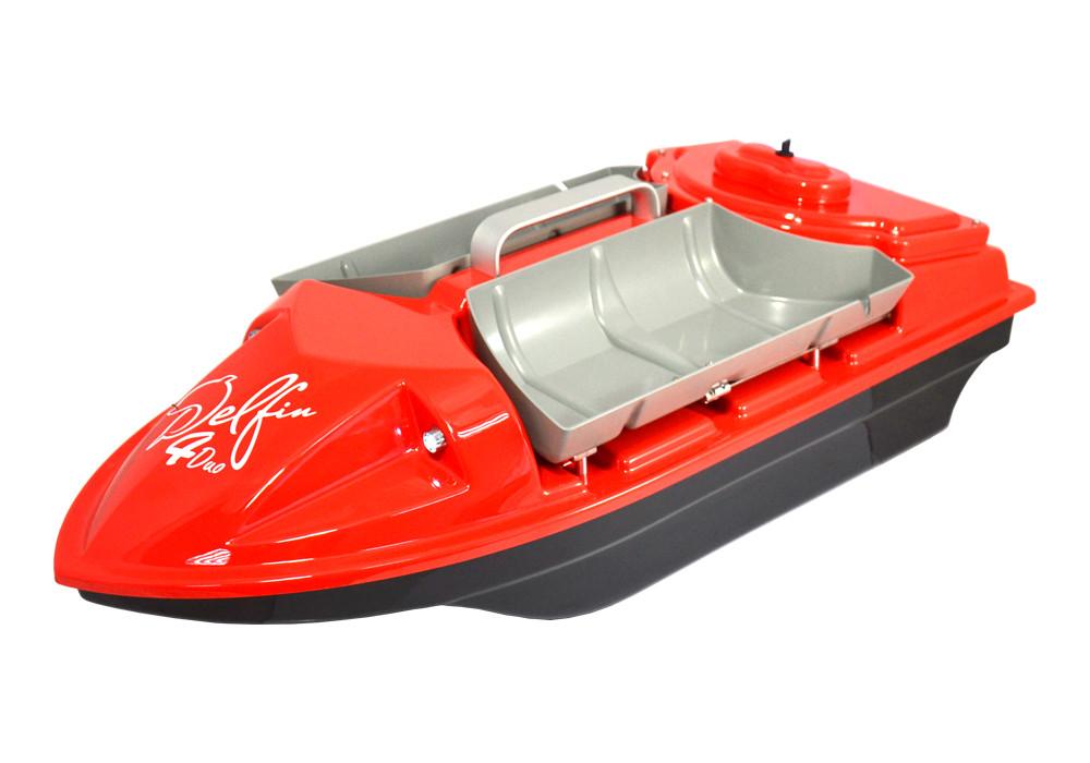 Кораблик для риболовлі Дельфін-4 PRO з ехолотом Lucky FF918