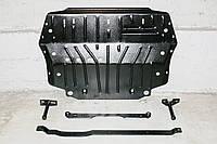 Защита картера двигателя и кпп Volkswagen Scirocco 2008-, фото 1
