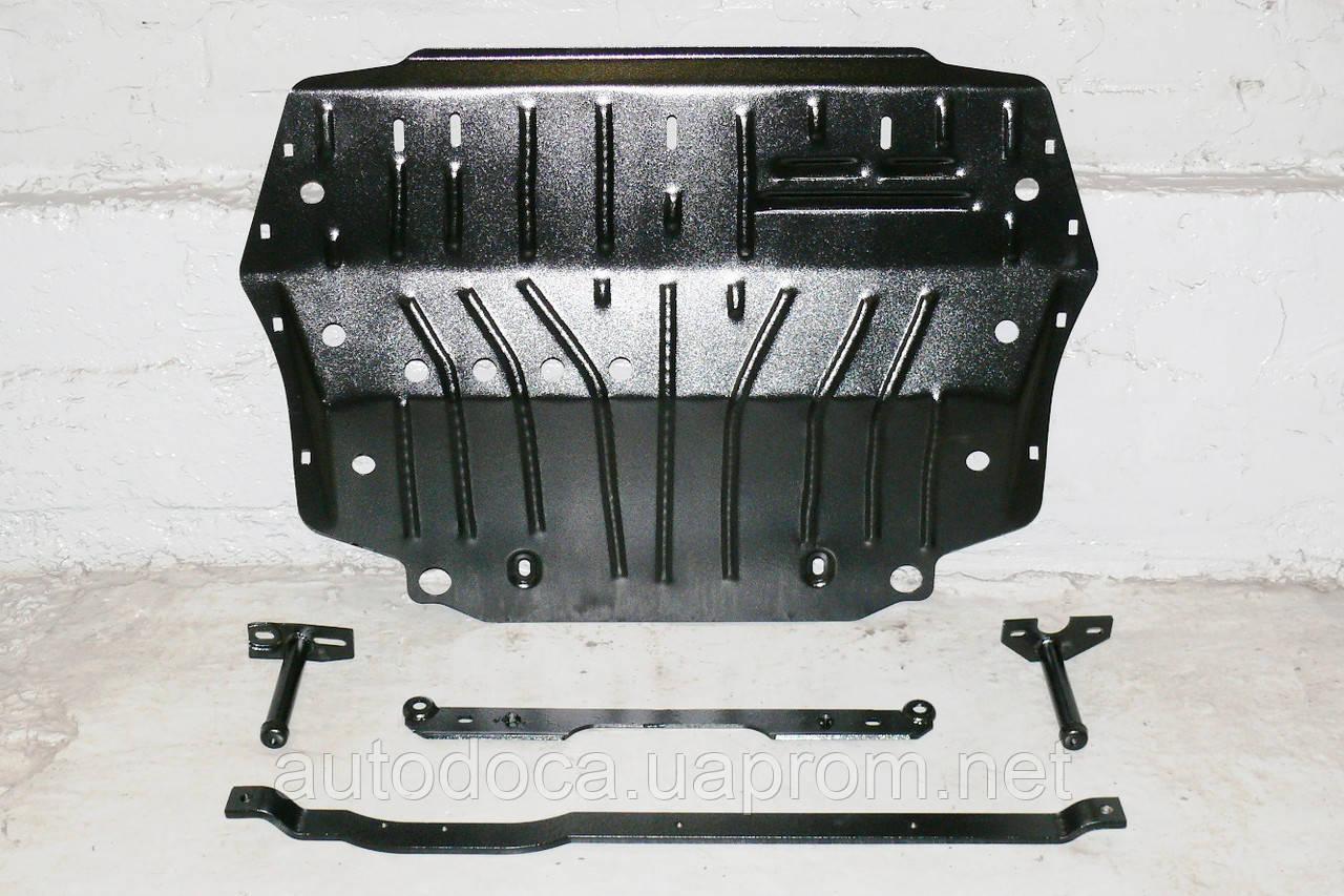 Защита картера двигателя и кпп Volkswagen Scirocco 2008-