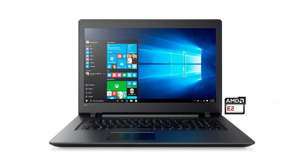"Ноутбук Lenovo IdeaPad 110-17ACL 17"" E2-7110 1.8 ГГц/4Gb/HDD 1Tb ""Over-Stock"""