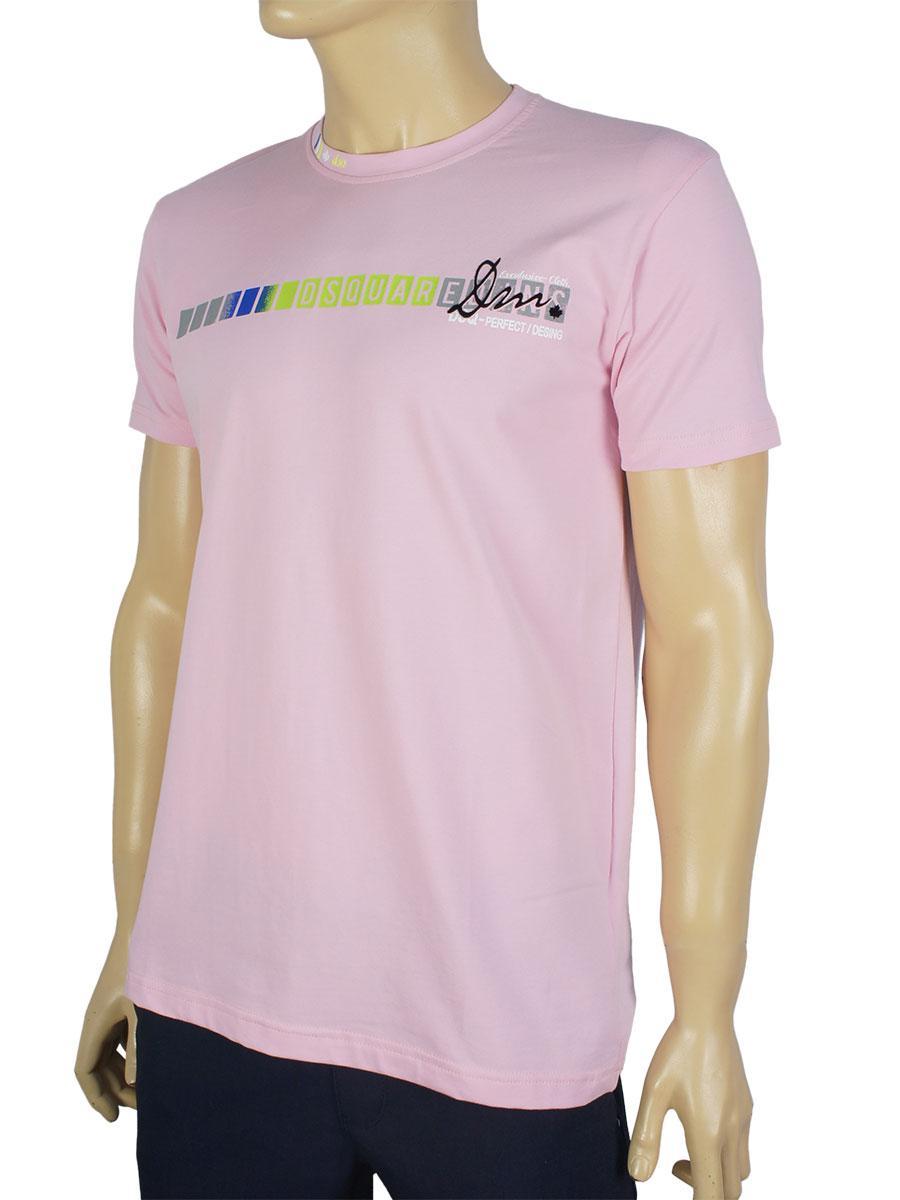 Стильна чоловіча футболка  PC-1346