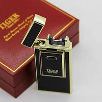 USB ЗАЖИГАЛКА ИМПУЛЬСНАЯ в подарочной упаковке TIGER PZ4686